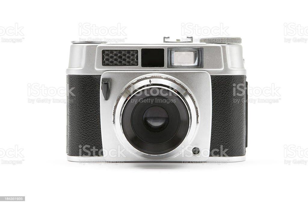 Old Still Camera royalty-free stock photo