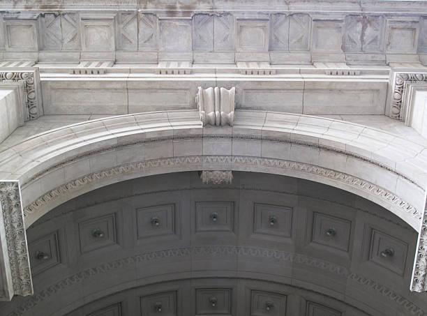 Old Stone Archway stok fotoğrafı