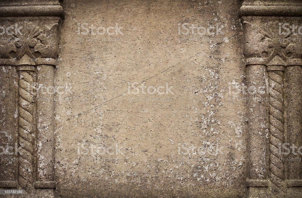 Old stone background royalty-free stock photo