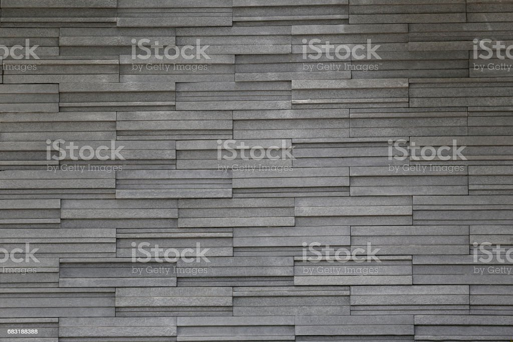 Old stone wall Texture in weathered and have natural surfaces. 免版稅 stock photo