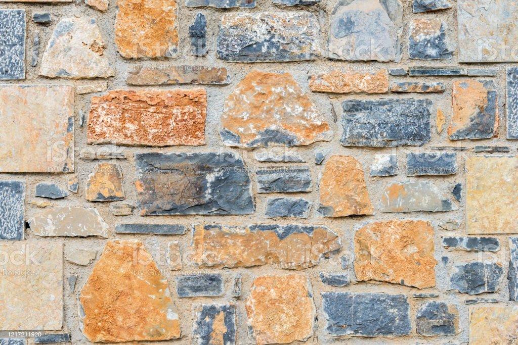 old stone wall texture old stone wall texture Abstract Stock Photo