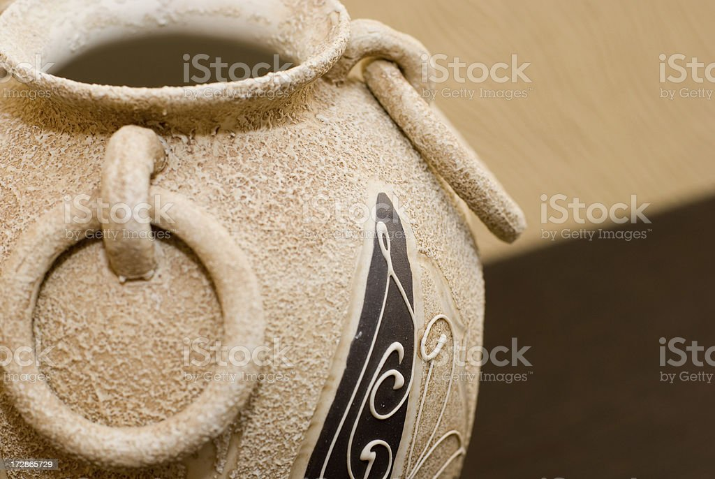 old style vase royalty-free stock photo