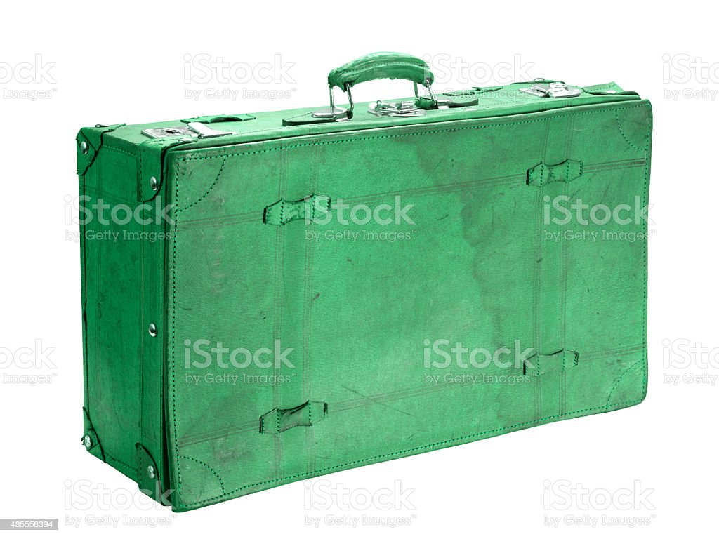 Old Suitcase (Click for more) stock photo