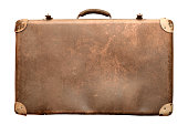 旧スーツケース