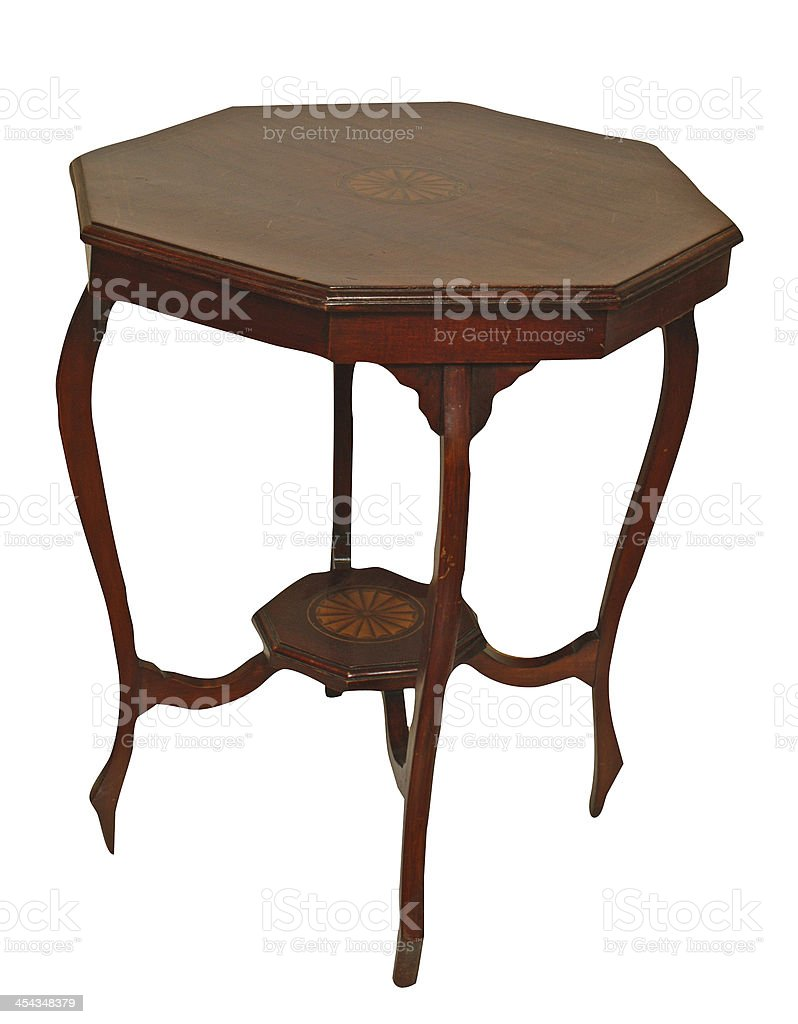 old table stock photo