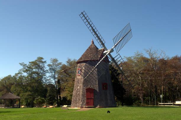 Alte Technologie Eastham Windmühle – Foto