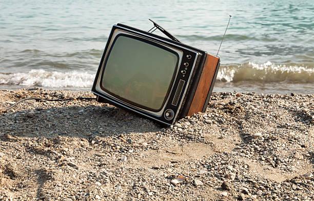 Alte Fernseher – Foto
