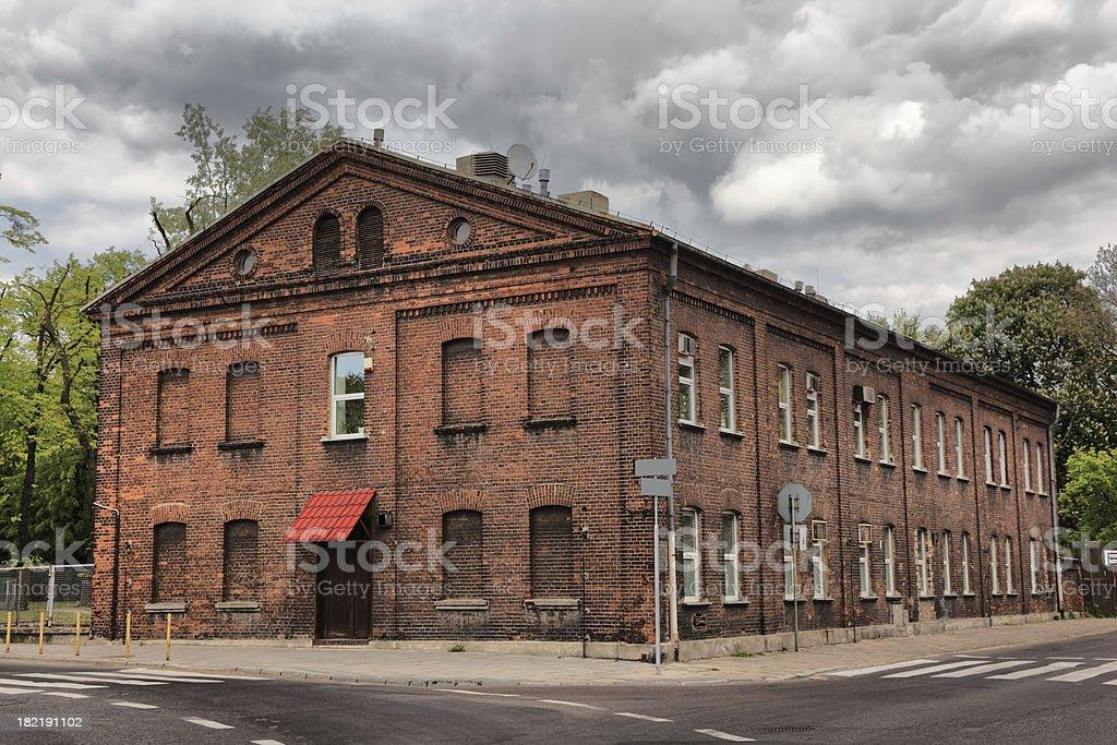 Old Tenement stock photo