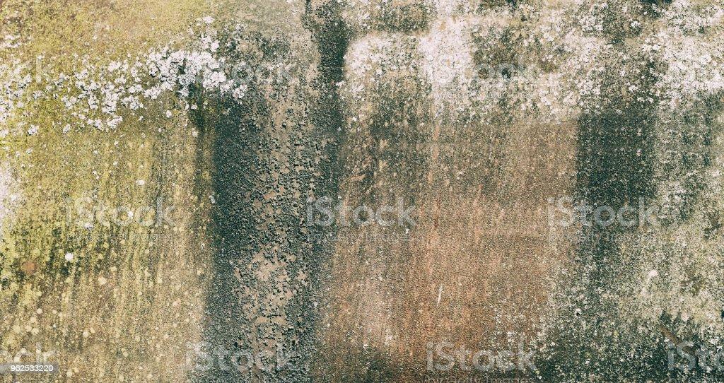 Metal enferrujado textura velho. Plano de fundo - Foto de stock de Antigo royalty-free
