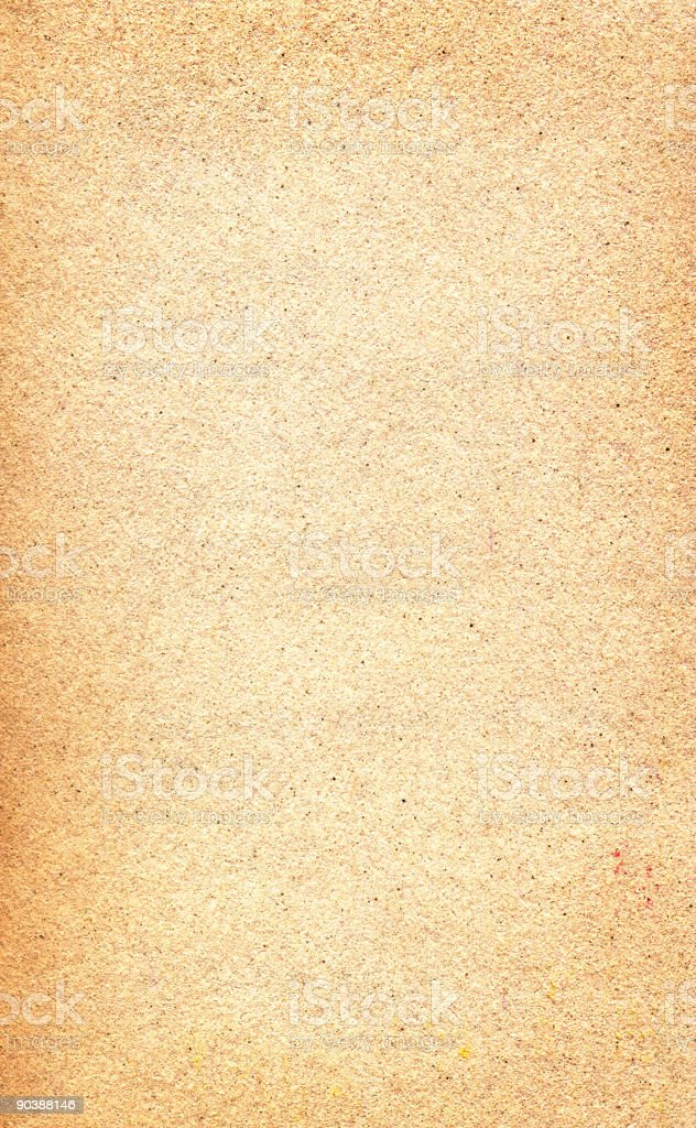Old textured paper royalty-free stock photo