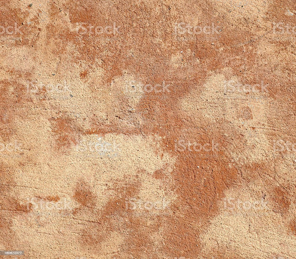Old Textured Wall royalty-free stock photo