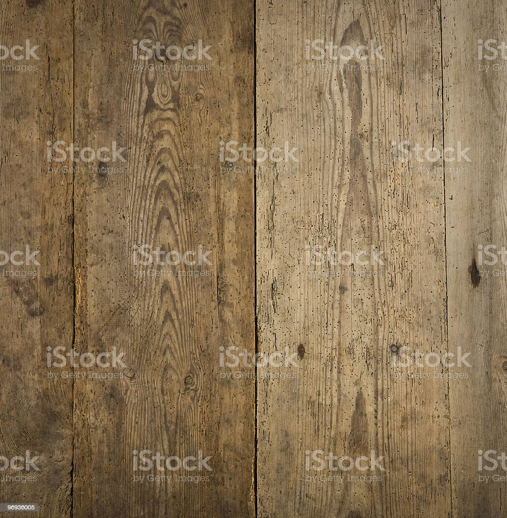 Old textured wood boards royalty-free stock photo