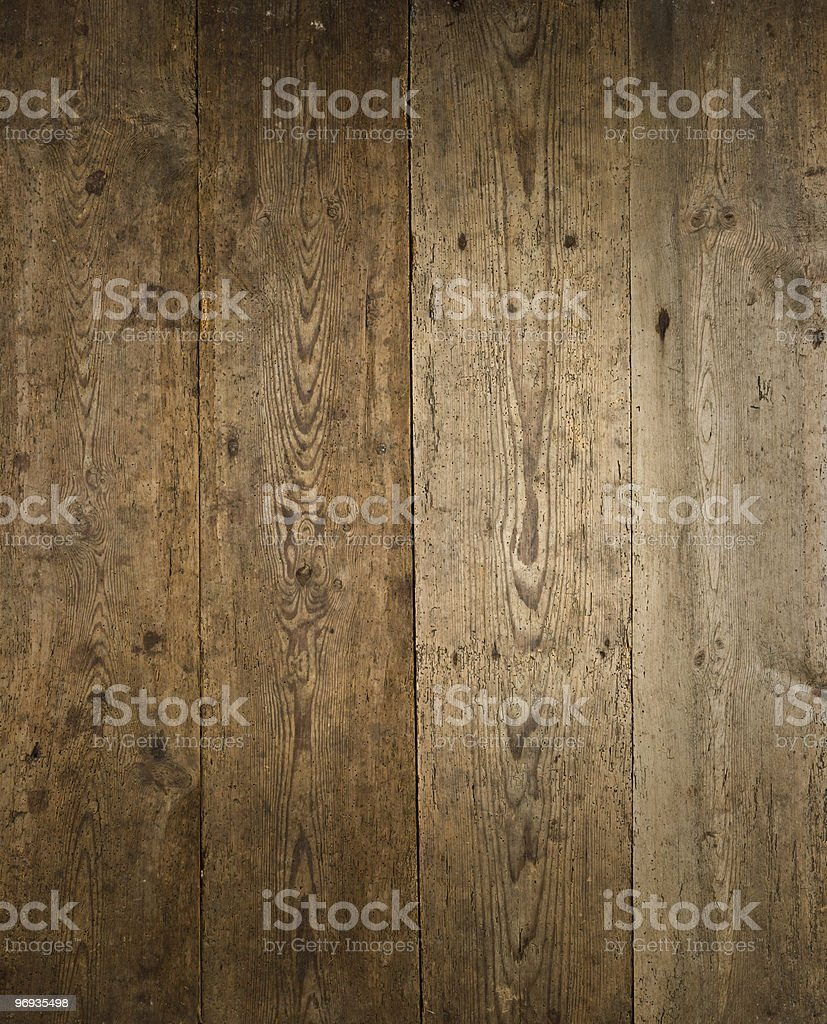 Old textured wood boards XXXL royalty-free stock photo