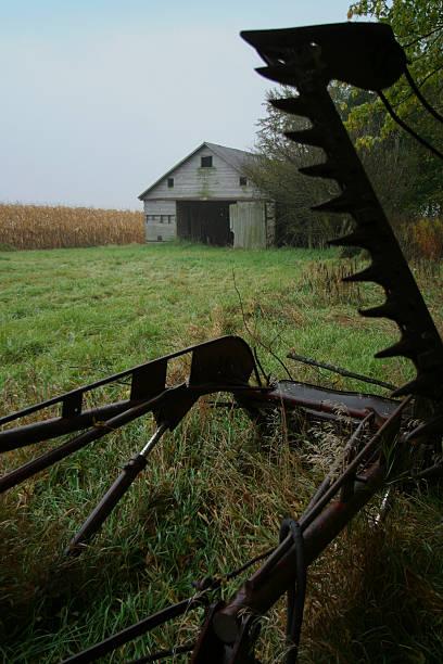 Alten Zeit-farm – Foto