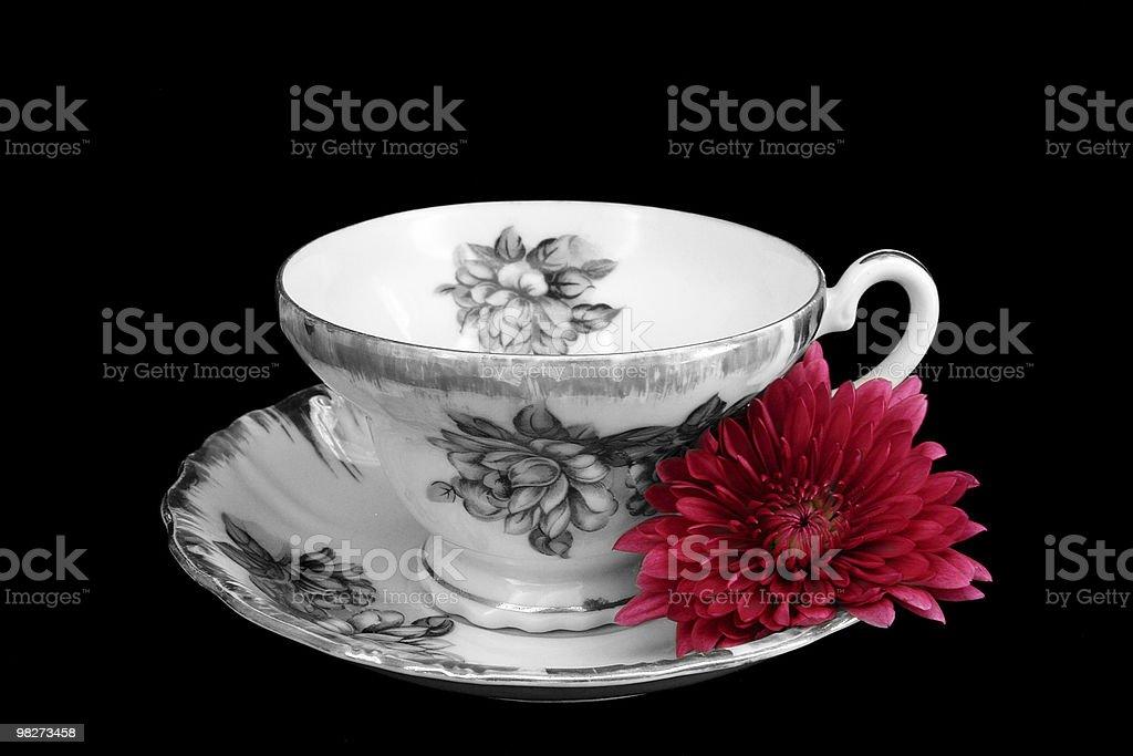Tempo di tè foto stock royalty-free