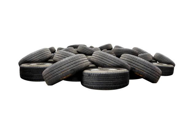 old tire – zdjęcie