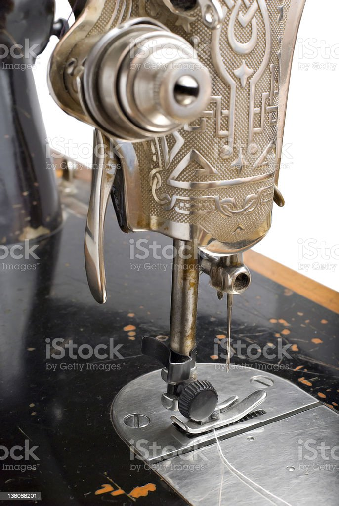 Old tool stock photo