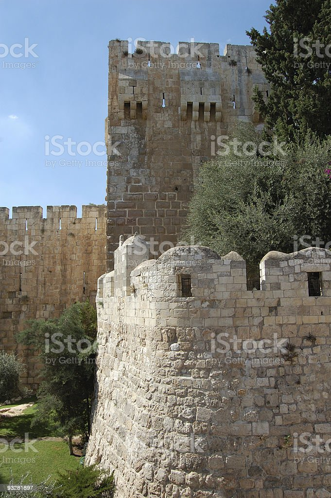 Old Tower royalty-free stock photo