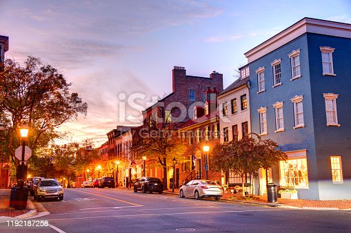 Alexandria is an independent city in the Commonwealth of Virginia in the United States.
