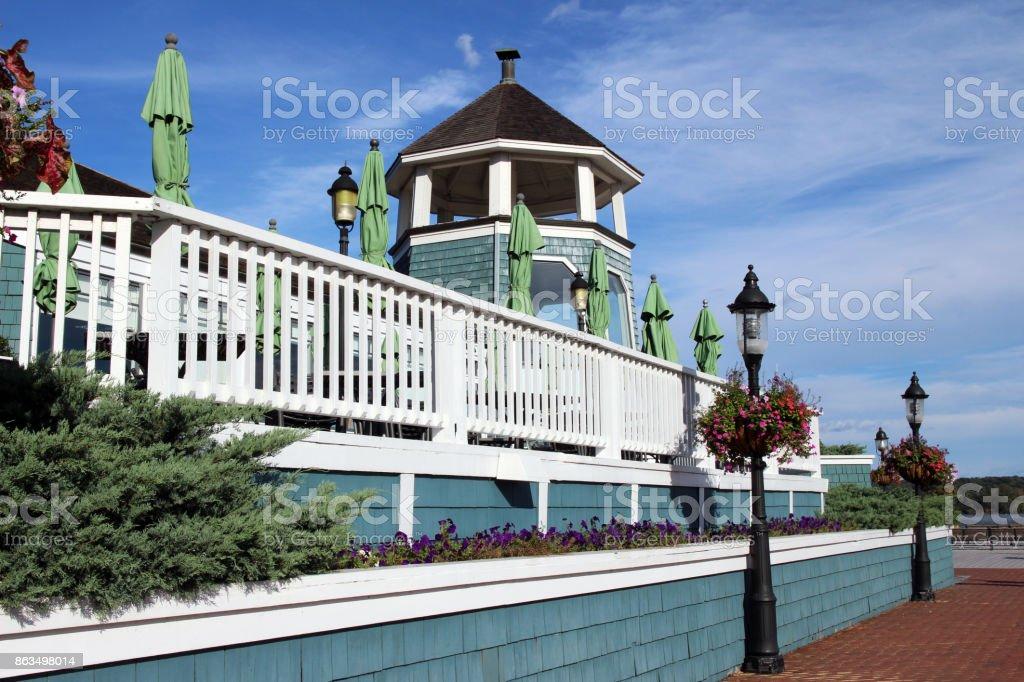 Old Town Alexandria, Virginia, USA stock photo