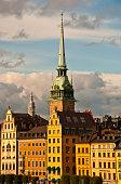 Old Town Detail, Stockholm, Sweden