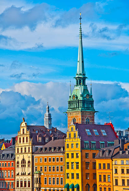 Old Town Detail, Stockholm, Sweden Old Town Detail, Stockholm, Sweden stockholm stock pictures, royalty-free photos & images