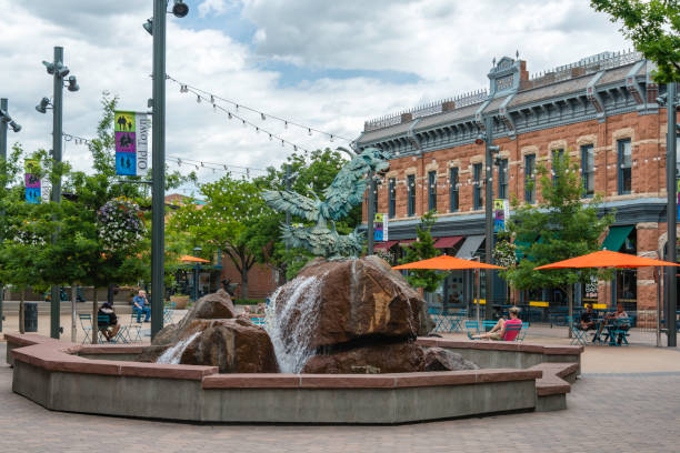 Old Town Fort Collins – Foto
