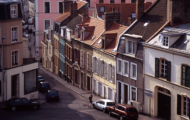 Vieille ville de Boulogne, Pas de Calais, France - Photo
