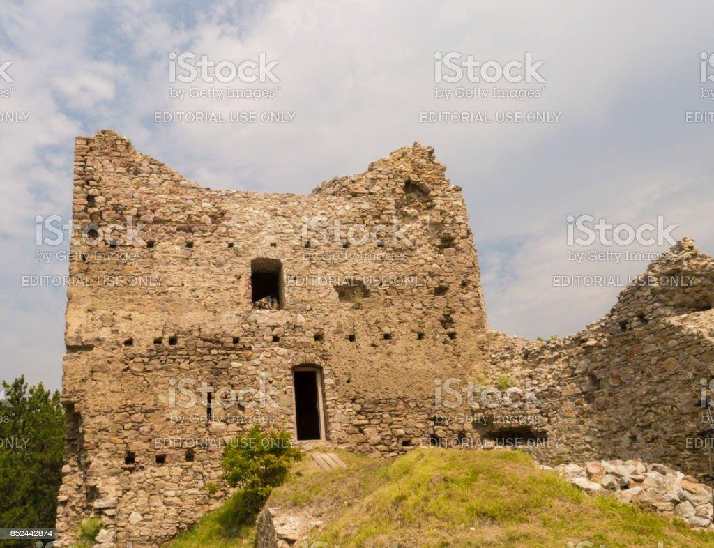 Old Town in Velika stock photo
