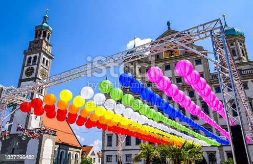 istock old town of Augsburg 1337296482