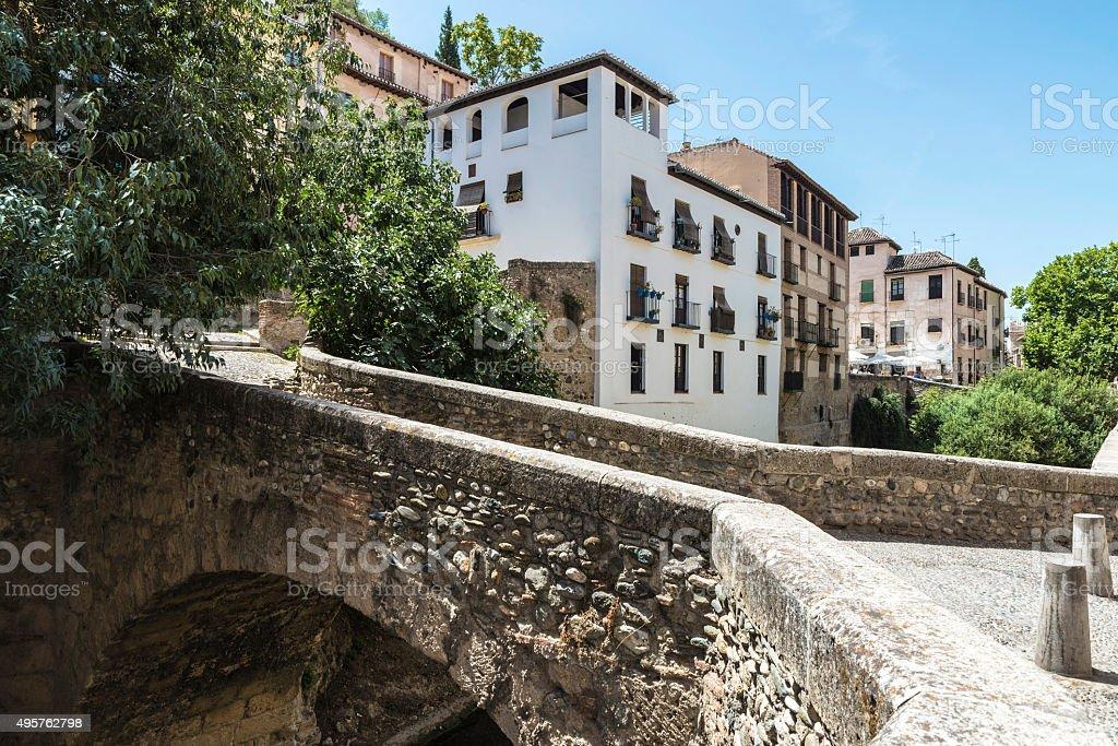 Vieille ville de Grenade, en Espagne - Photo
