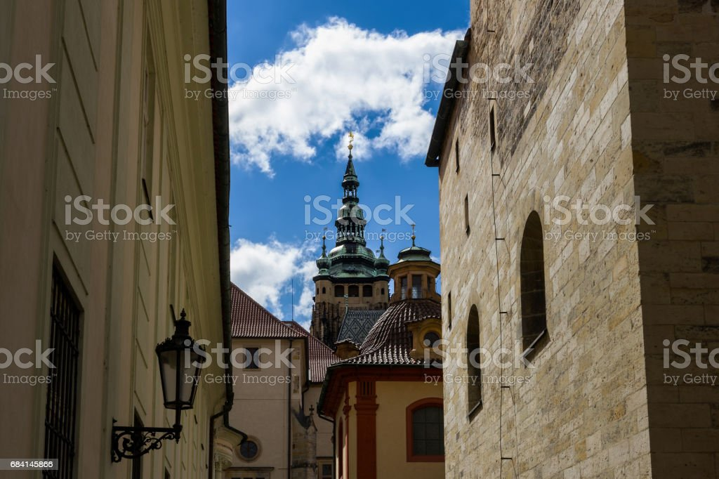 Old Town of Prague zbiór zdjęć royalty-free