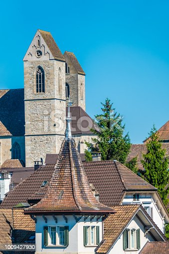 istock Old town of Rapperswil Jona, Sankt Gallen, Switzerland 1009427930