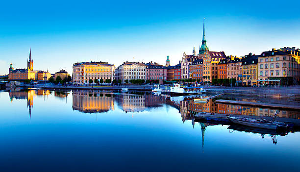 Old Town of Stockholm Old Town of Stockholm stockholm stock pictures, royalty-free photos & images