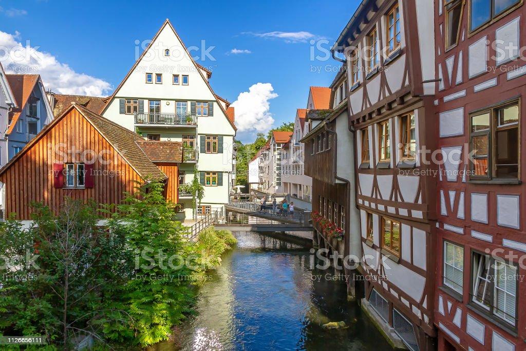 Altstadt von Ulm, Deutschland – Foto