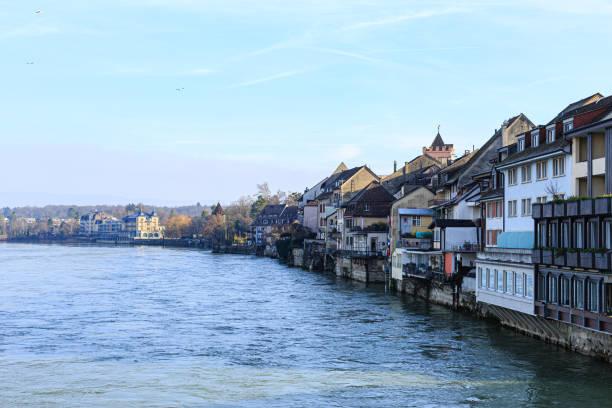 Altstadt Rheinfelden, Schweiz – Foto