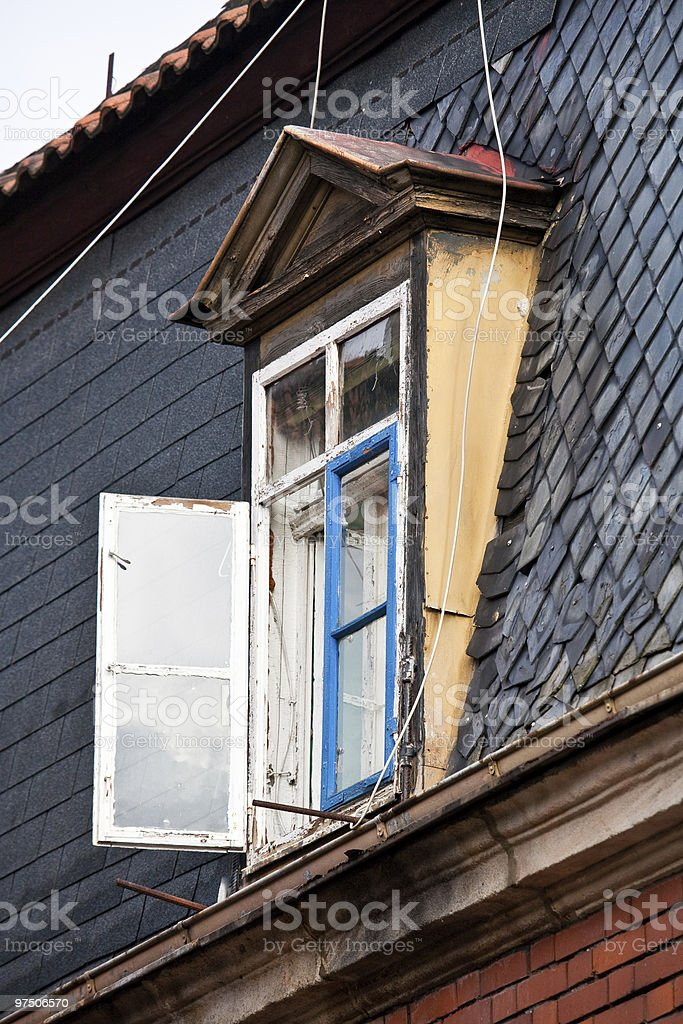 Old Town Series royalty-free stock photo