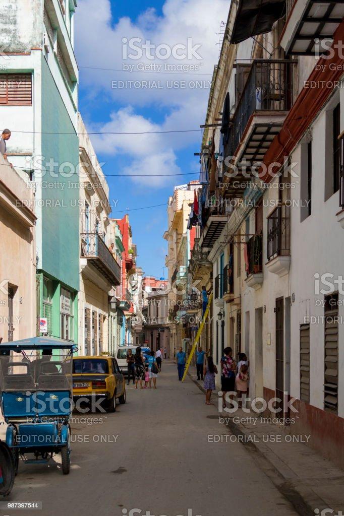 Call girl in Havana