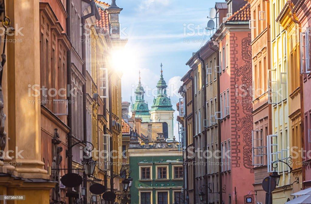 Altstadt von Warschau – Foto