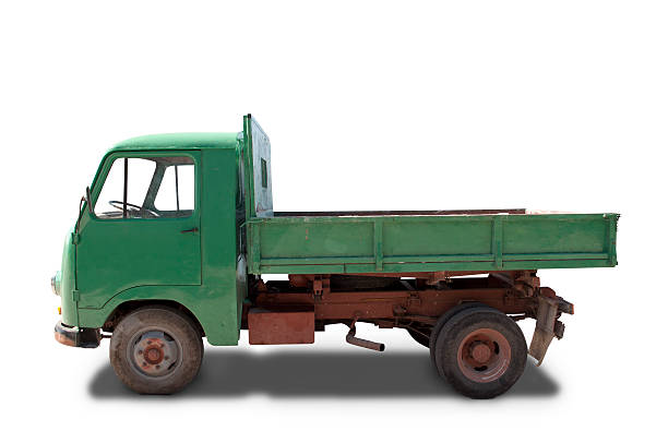 alten truck - alte wagen stock-fotos und bilder
