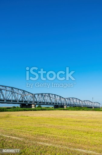 826748544 istock photo Old truss Bridge. 503569777