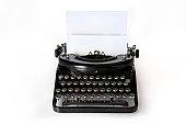 istock Old Typewriter 137512969