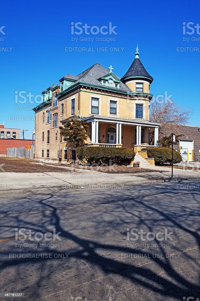 Old Rectory demeure victorienne à Chicago - Photo