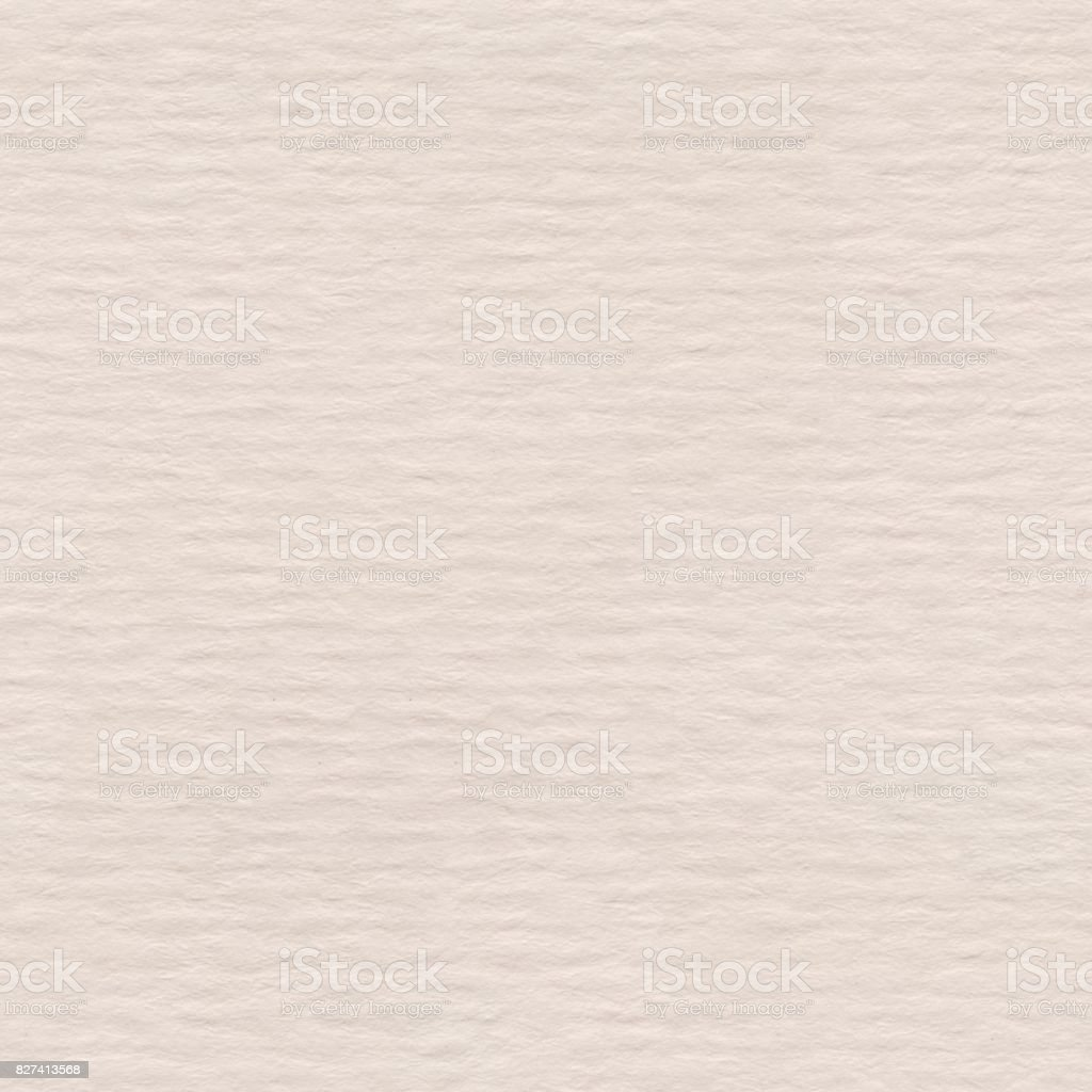 Old vintage beige paper texture. Seamless square background, til stock photo