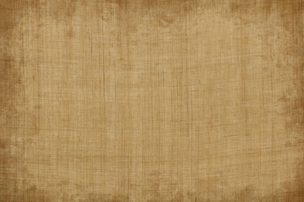old vintage brown linen texture or hemp cloth background old vintage brown linen texture or grunge hemp cloth background burlap stock pictures, royalty-free photos & images