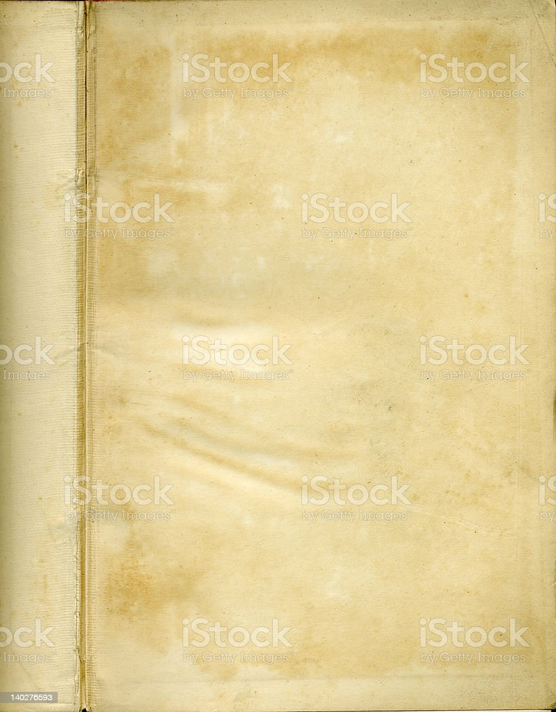 old vintage paper royalty-free stock photo