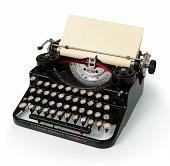 istock Old Vintage Typewriter 471068599