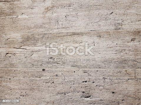 istock Old vintage wood texture background 806912226