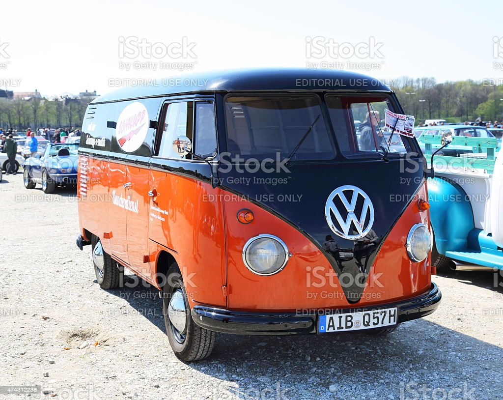 Vw Bus 2015 >> Old Vw Bus Stock Photo Download Image Now Istock