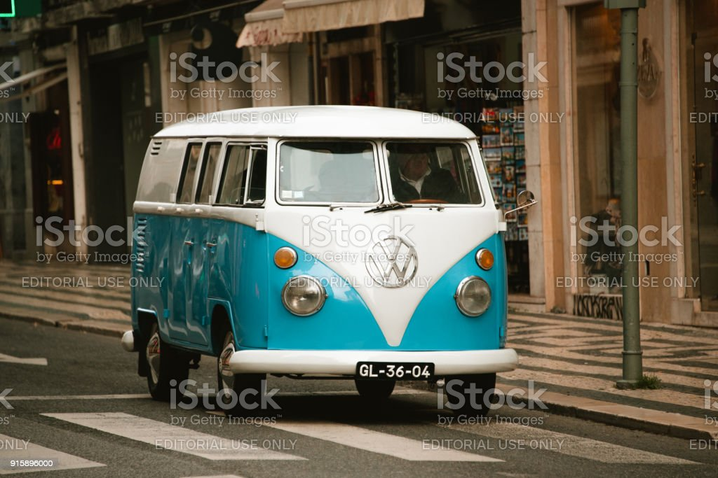 Old Vw Van Stock Photo Download Image Now Istock